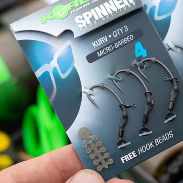 Trnki Korda Spinner Hook Kurv 4