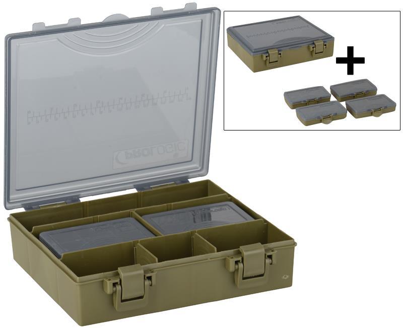 Škatla za pribor Prologic Tackle Organizer S 1+4