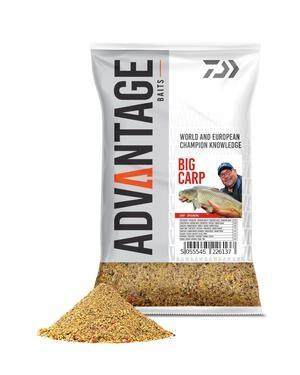 Hrana Daiwa Advantage Baits Big Carp Groundbait 1kg