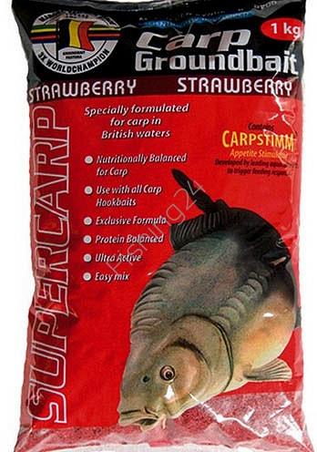 Hrana Van Den Eynde Carp Strawberry 1kg