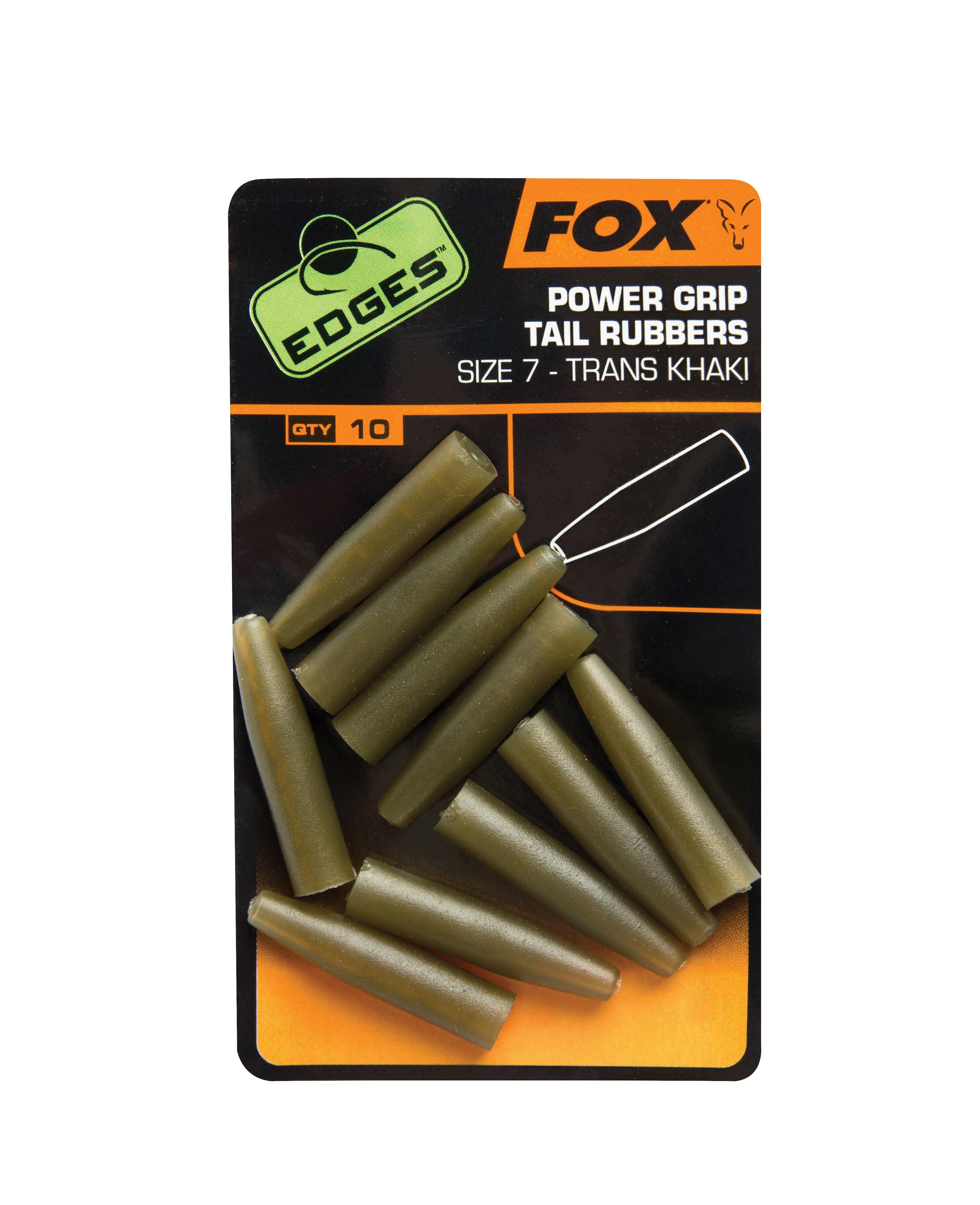 Fox Power Grip Tail Rubbers Št: 7