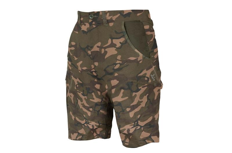 Hlače Fox Cargo Shorts Camo S-L