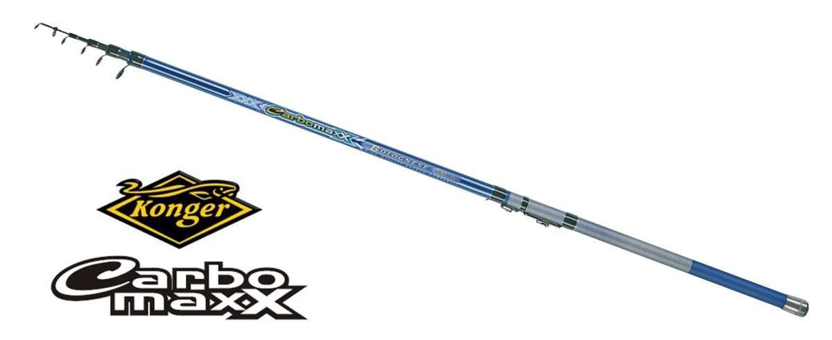 Palica Konger Carbomaxx Bolognese 5-6m 25g