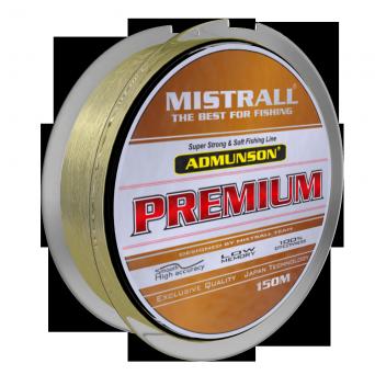 Najlon Mistrall Admunson Premium 0,16-0,35mm 150m