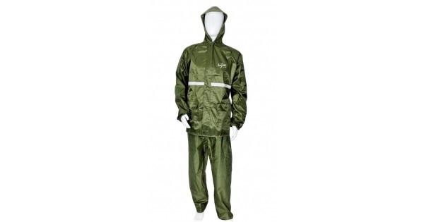 Dežna obleka Carp Zoom Tornado Rain Suit L-XL