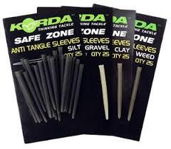 Korda Safe Zone Anti Tangle Sleeves- weed
