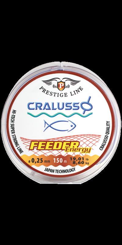Najlon Cralusso Prestige Feeder 0,18-0,30mm 150m