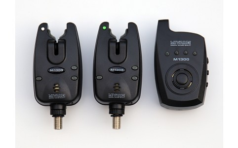 Signalizatorji Mivardi M1300 Wireless 2+1