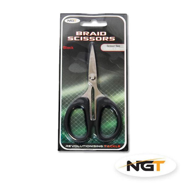 Škarje Braid Scissors NGT