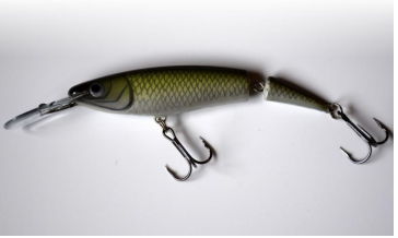 Vobler Savar Jointed 14cm- Klen zelen /gf-14y