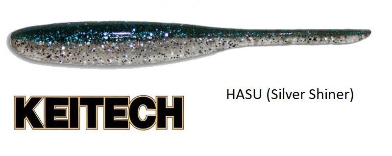 """Silikonska vaba Keitech Shad Impact 5""""- izbira"""