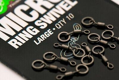 Vrtljivke Korda Micro Ring Swivel Medium-Large