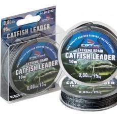 Predvrvica za soma Falcon Catfish Leader 0,80-1,00mm 10m