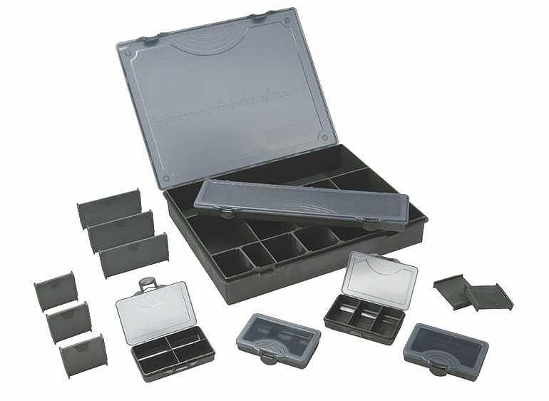 Škatla za pribor Mivardi Carp Accessory Box Multi XL