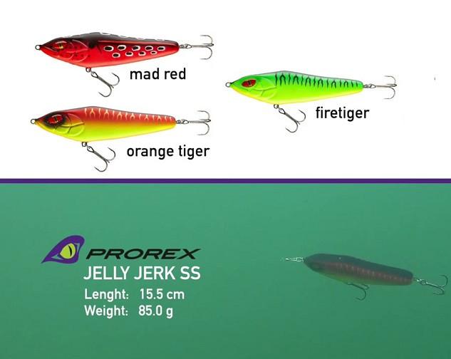 Vaba Daiwa Prorex Jelly Jerk 15,5cm 85g