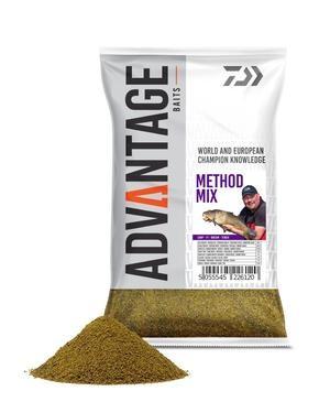 Hrana Daiwa Advantage Baits Method Mix Groundbait 1kg