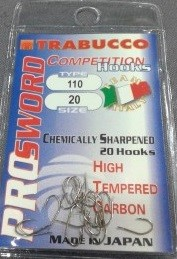 Trnki Trabucco Competition Pro Sword 110 št:10-18 /20kom