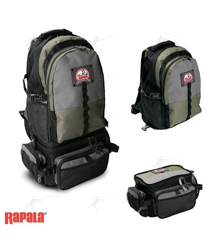 Nahrbtnik Rapala 3IN1 Combo Bag 46002-1
