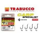 Trnki Trabucco Carp Specialist Barbless 10-12