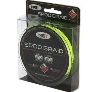 Vrvica NGT Spod Braid 0,28mm 300m
