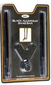 Aluminium Snag Bar Midi Black NGT