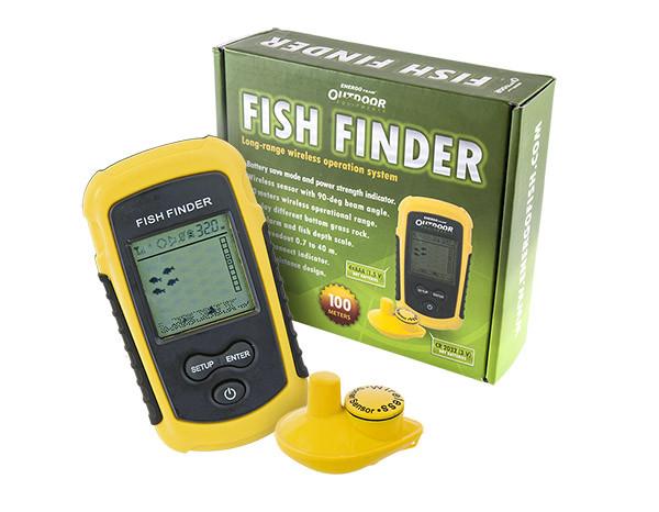 Sonar Energofish Outdoor Wireless Fish Finder 035