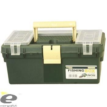 Kovček Energofish Fishing Box Kid Spinner 312