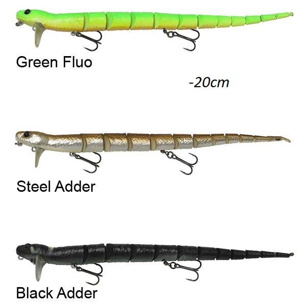Vobler Savage Gear 3D Snake 20cm 25g- izbira