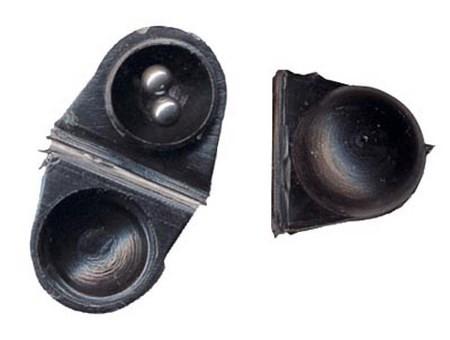 Zvočne kroglice Black Cat Sound Ball 5kom