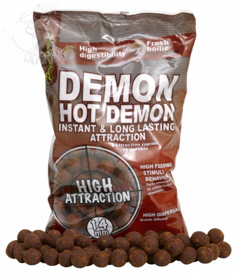 Bojli Starbaits Hot Demon 14-24mm 1kg