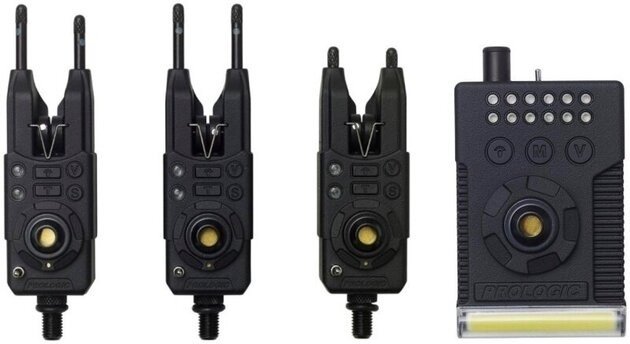 Signalizatorji Prologic Fulcrum RMX-Pro Bite Alarm 3+1