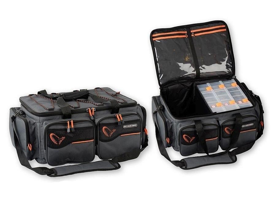 Torba za vijačenje Savage Gear System Box Bag XL 54778