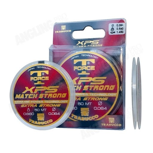 Najlon Trabucco T-Force XPS Match Strong 0,18-0,22mm 50m