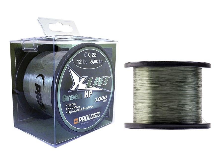 Najlon Prologic XLNT Green HP 0,33-0,35mm 1000m