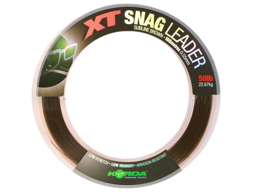 Korda Snag Leader XT 0,55mm 100m